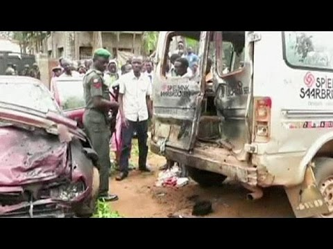 Nigeria's Boko Haram Islamists kill over 80 in twin suicide blasts