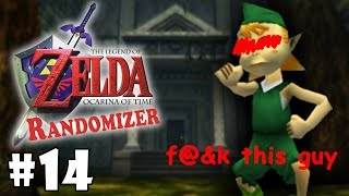 Zelda Ocarina of Time Randomizer - Part 14 - FINALLY THE FOREST TEMPLE