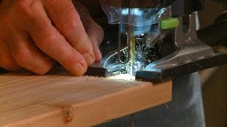 We Tried It: Festool Carvex Jigsaw