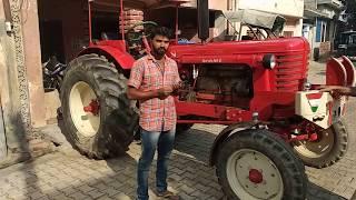 Antique Belarus 6 cylinder tractor customer review