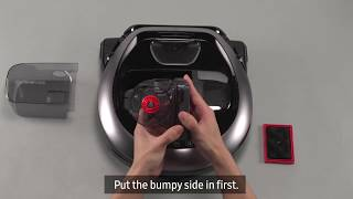 01. How to use Samsung POWERbot