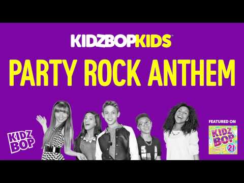 KIDZ BOP Kids - Party Rock Anthem (KIDZ BOP 21)