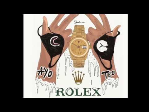 Rolex Ayo and Teo Speed Up And Bass Boosted