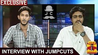 Exclusive Interview with JUMP CUTS team | HARI BASKAR | NARESH | Thanthi Tv