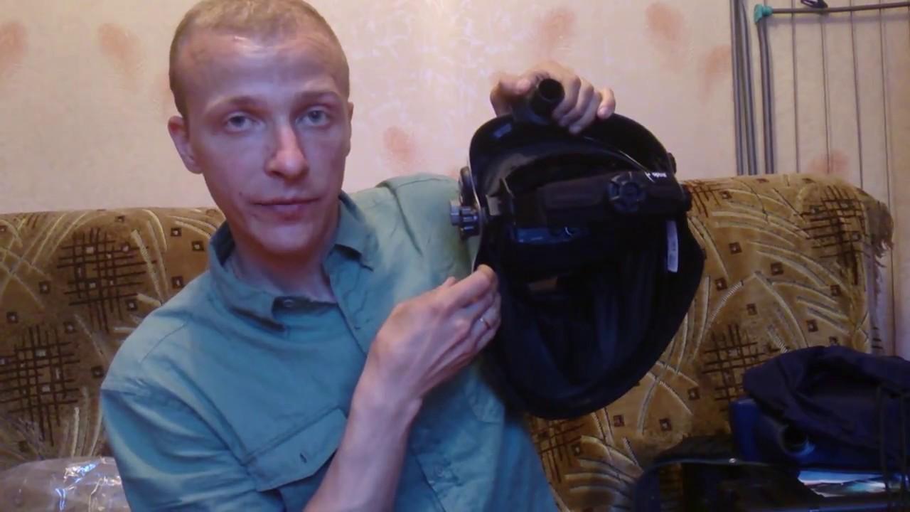 Турбоблок для сварочной маски своими руками 43