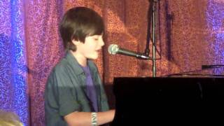 Watch Greyson Chance Past video