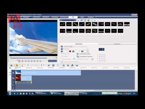 Ulead VideoStudio 11 Tutorial [German/Deutsch] [HD]