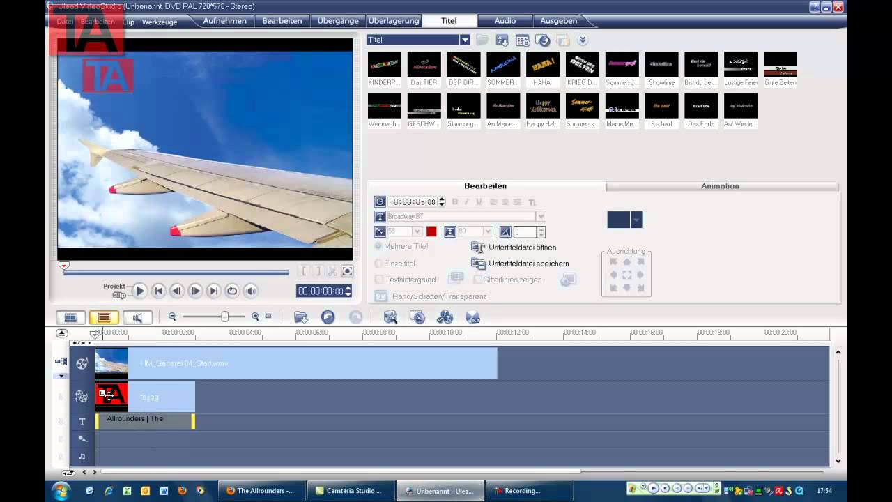Ulead video studio 9 software free download