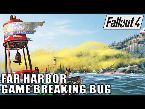 Fallout 4 Far Harbor GAME BREAKING BUG - Please Share!