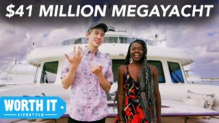 $600 Boat Vs. $41 Million Boat