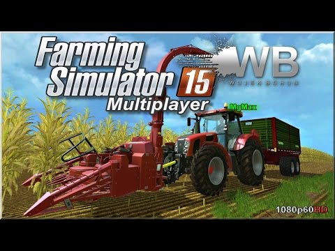 """Farming Simulator 15 - #50 """"Powrót do przeszłości"""""""