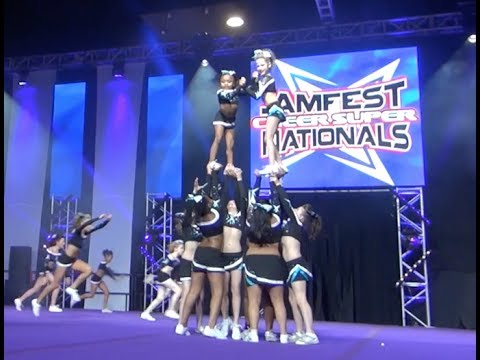 JAMfest Cheer Extreme Jr Excel 2014