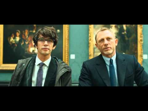 JAMES BOND: SKYFALL INTERNATIONAL TRAILER 2012