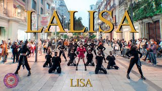 Download lagu [KPOP IN PUBLIC] LISA (리사) - 'LALISA'   Dance cover by CAIM