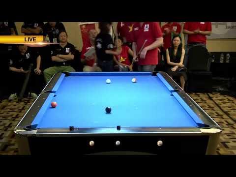 Grace (Shanghai) vs Benjamin (HoChiMinh)