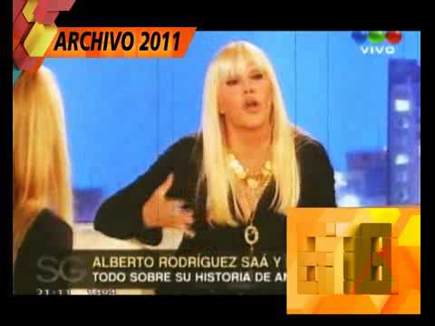 SUSANA GIMENEZ PUDO HABLAR DE POLITICA - 12-06-13