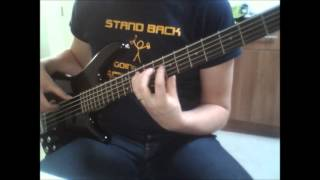 Sixto Rodriguez - I Wonder Bass Cover