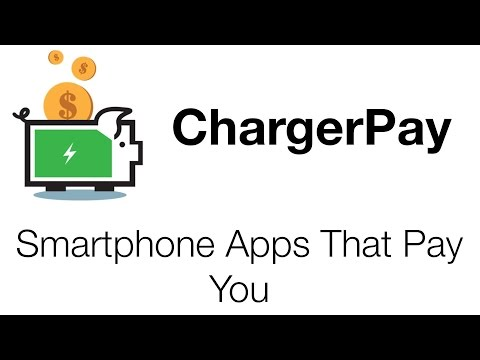 ChargerPay - Make Money Viewing Content - Make Money with Your Smartphone