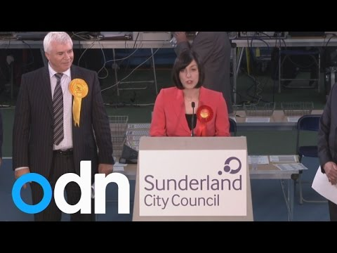 Labour hold Houghton and Sunderland South