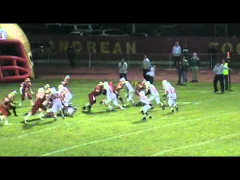 Region Sportsdesk- Andrean vs. Wheeler  (Sectionals 2011)