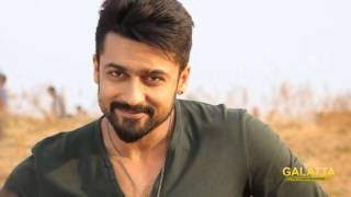 What is Suriya's 24 all about?