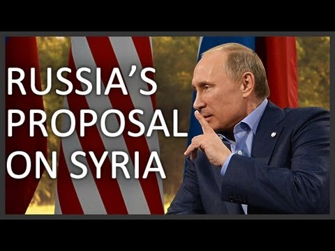 Feasibility of Russia's proposal on Syria's chemical weapons