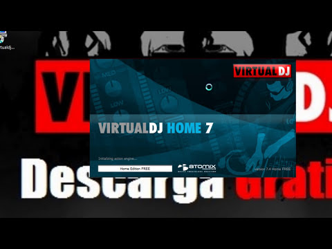 Descargar y Instalar VIRTUAL DJ GRATIS (2014 )