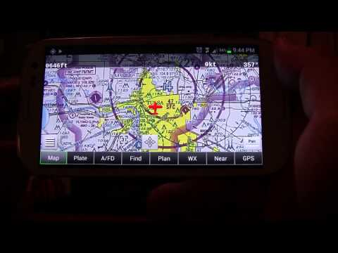 Hands-on with AVARE (Update) Free GPS Air Navigation - Premiere Aviation HD