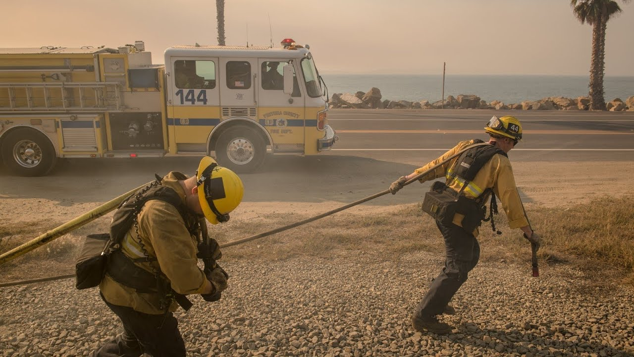 California's Wildfires, by the Numbers