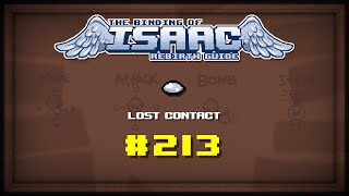 Binding of Isaac: Rebirth Item guide - Lost Contact