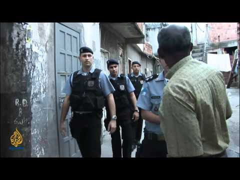People and Power- Peace in the favelas