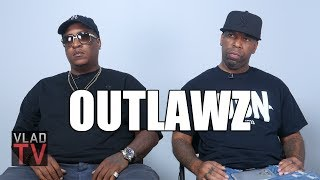 Outlawz Discuss the Events Leading Up to 2Pac Shooting 2 White Cops in Atlanta