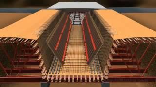 Video clip Toàn cảnh công nghệ xây cầu hiện đại bậc nhất thế giới