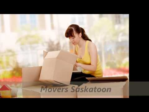 Saskatoon Movers Moving Company