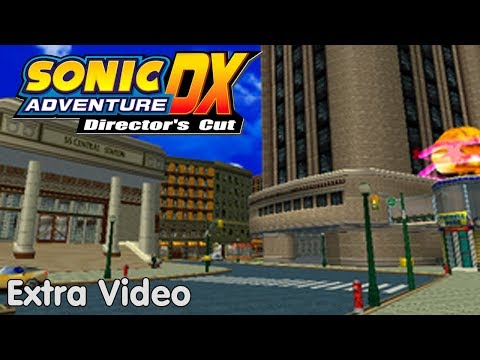 Slim Plays Sonic Adventure (DX) - Extra Video