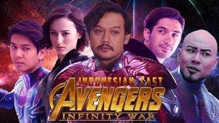 Avengers Infinity War INDONESIA