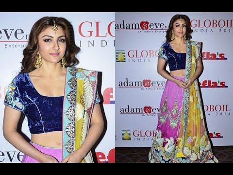 Hot Or Not: Soha Ali Khan Walks The Ramp