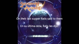 Seventh Avenue - Betrayal - English / Spanish Lyrics.