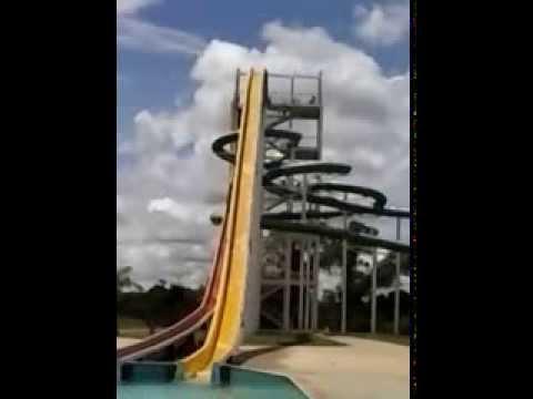 toboagua de presidente prudente parque aquatico cidade da criança