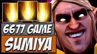 Sumiya Invoker - 6677 Matches | Dota 2 Gameplay