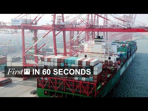 China's trade slowdown , German migrants   FirstFT