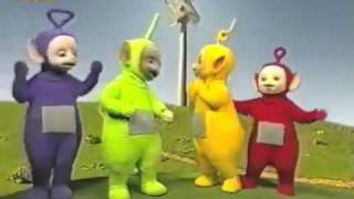 Die Teletubbies Intro auf Deutsch/German