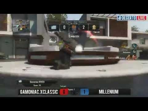 4Win Arena 2: LIVE - Gamoniac.XClassic vs Millenium