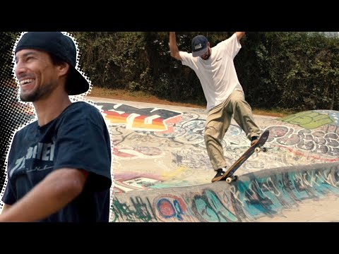 Filming Under Fire- SCREAMING VLOG #1   Santa Cruz Skateboards