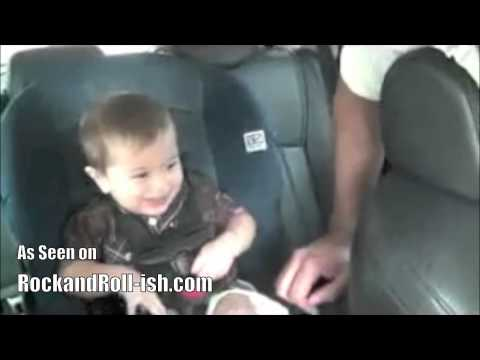 Baby Jams Out To Bob Marley