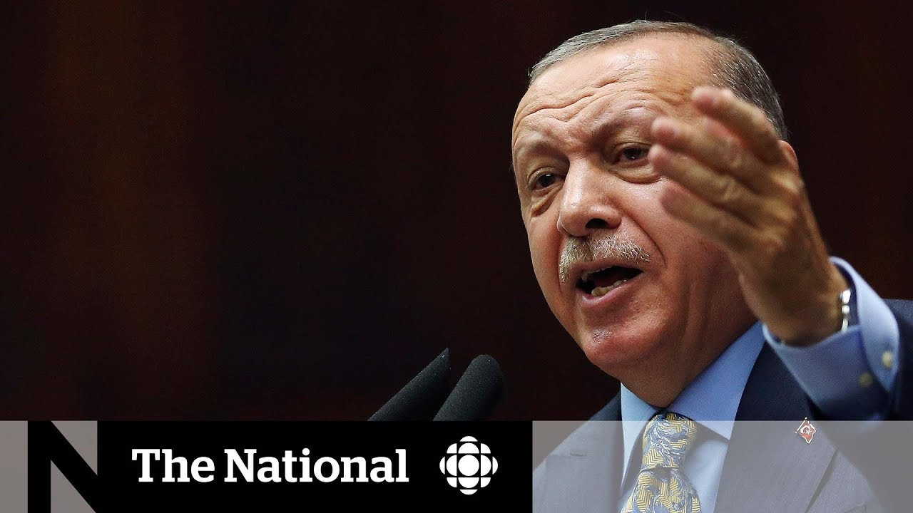 Turkish president demands answers from Saudis over Khashoggi's death