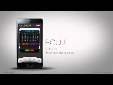 ROU Launcher - first video