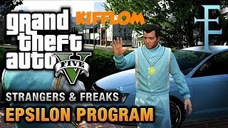 GTA 5 - Epsilon Mission 100% (The Truth) ($2 100 000,00) - KIFFLOM (PT-BR)