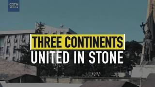 Ethiopia's Tiglachin Monument: Three continents, united in stone