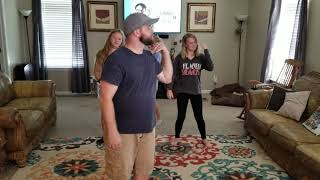 The git up challenge!!!! Surprising mom with this dance!!!!